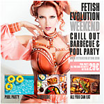Fetish Evolution Chill Out BBQ Dinner & Pool Party